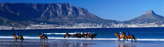 Cape Town Train Holidays