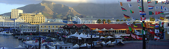 Cape Town Waterfront Train Tour Packages